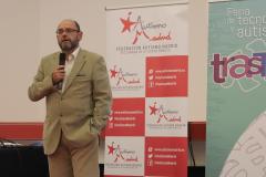 Inauguración TrasTEA 2018: Juan A. Huertas, Vicerrector de Coordinación Académica y de Calidad de la UAM