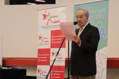 Inauguración TrasTEA 2018:  Manuel Nevado, presidente de Federación Autismo Madrid
