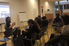 TrasTEA 2018: demostración CerQana: autonomía y seguridad – CerQana