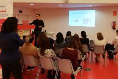 TrasTEA 2018: demostración Pictogram como herramienta en terapia de comunicación – Pictogram Yotta