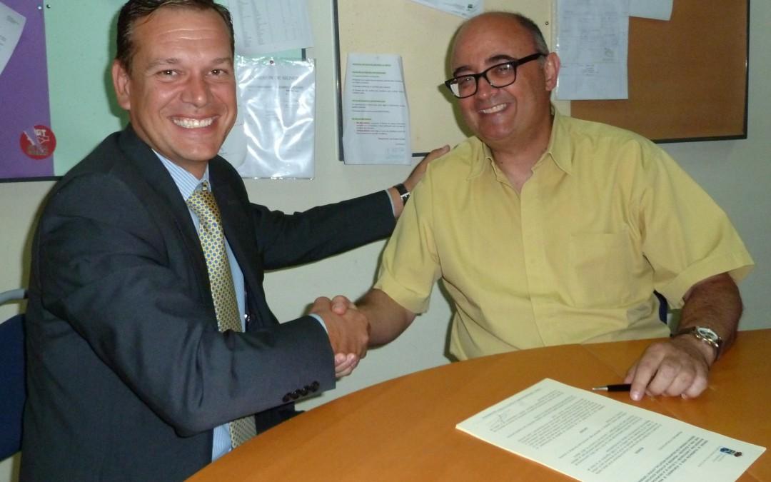 CEPRI firma un Convenio de Colaboración con Majadahonda