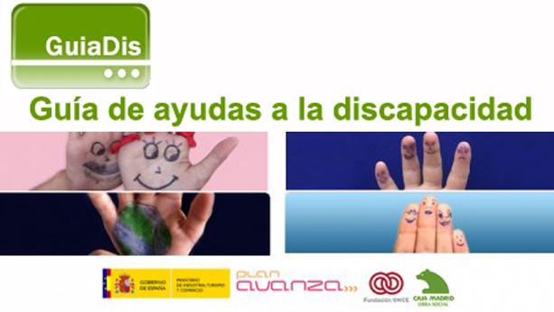 GuiaDis: Guía de Ayudas a la discapacidad
