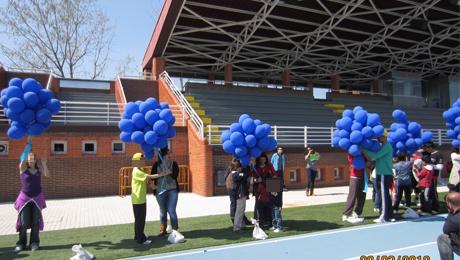 Autismo España y los  distintos eventos de las federaciones y asociaciones  de cara al Día Mundial de Concienciación sobre el Autismo