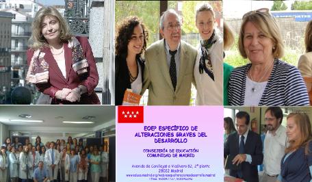 La Federación Autismo Madrid entrega seis Reconocimientos 2012 con motivo del Día Mundial de Concienciación sobre el Autismo
