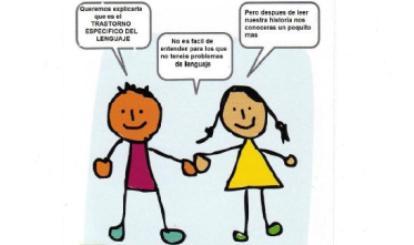 Manual para familias con hijos con Trastorno Específico del Lenguaje