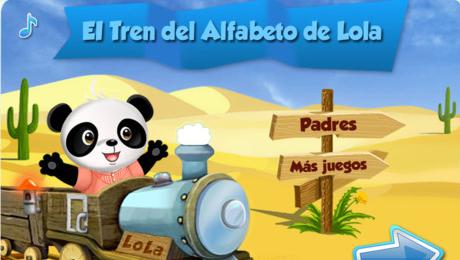 El Tren Del Alfabeto De Lola Nuevo Apps Para Ipad Y Ninos Con