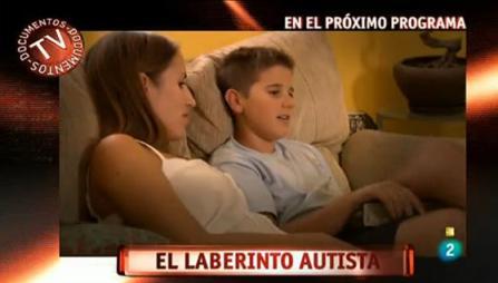 Avance del documental sobre Autismo realizado por RTVE