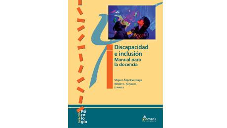 Discapacidad e inclusión: Manual para la docencia.