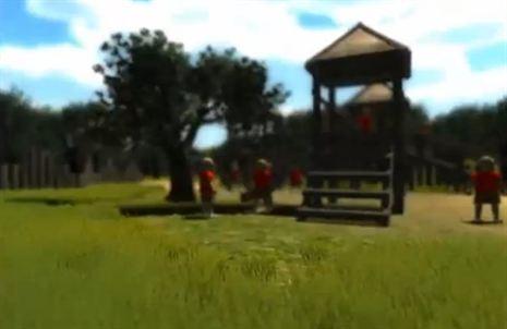 Un simulador intenta recrear cómo percibe el mundo un niño con TEA