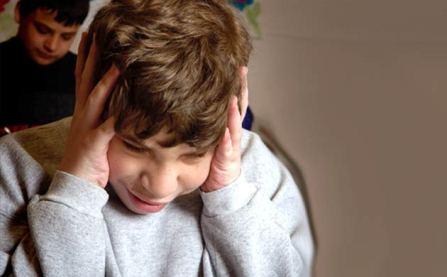 Controlando el enfado en niños con síndrome de Asperger