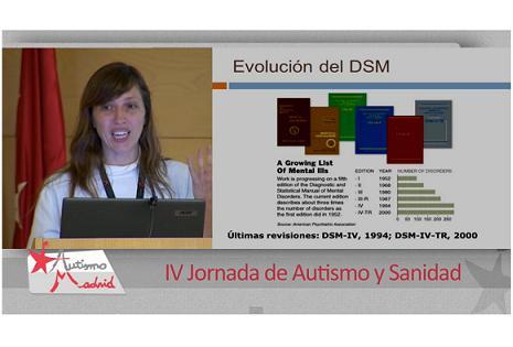 El DSM-5 y la nueva clasificación de los TEA, por Carmen Moreno