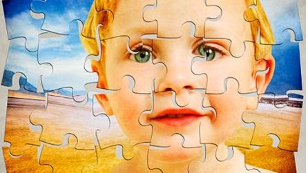Tener un hermano mayor con autismo solo aumenta un 7% el riesgo de desarrollar este trastorno