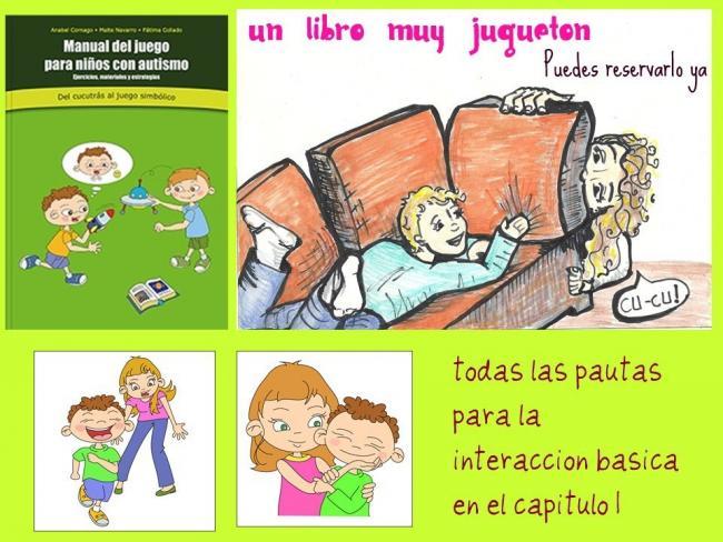 Manual Del Juego Para Ninos Con Autismo Autismo Madrid