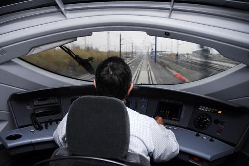 Descubre el tren con la Asociación Sinteno y RENFE