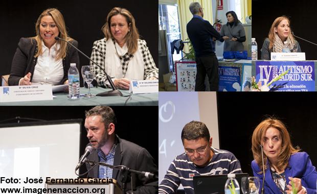 Educación Inclusiva: exito de la IV Jornada sobre Autismo Madrid Sur