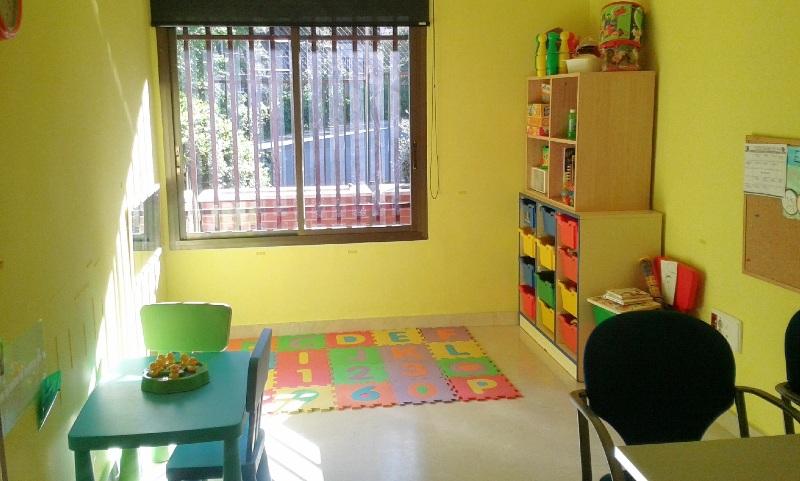 Servicio de terapias especializado en niños con alteraciones graves del desarrollo