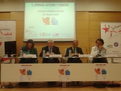 Finaliza la V Jornada Autismo y Sanidad incidiendo en la investigación y en la atención a las familias