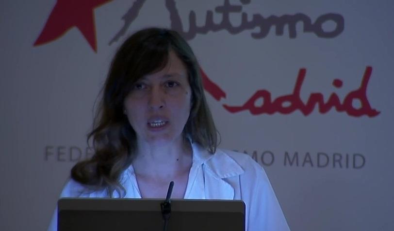 La Dra. Carmen Moreno en la V Jornada Autismo y Sanidad – Experiencias y avances en investigación