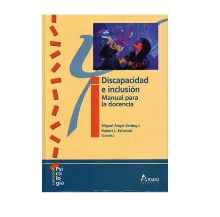 Manual para la docencia: Discapacidad e Inclusión