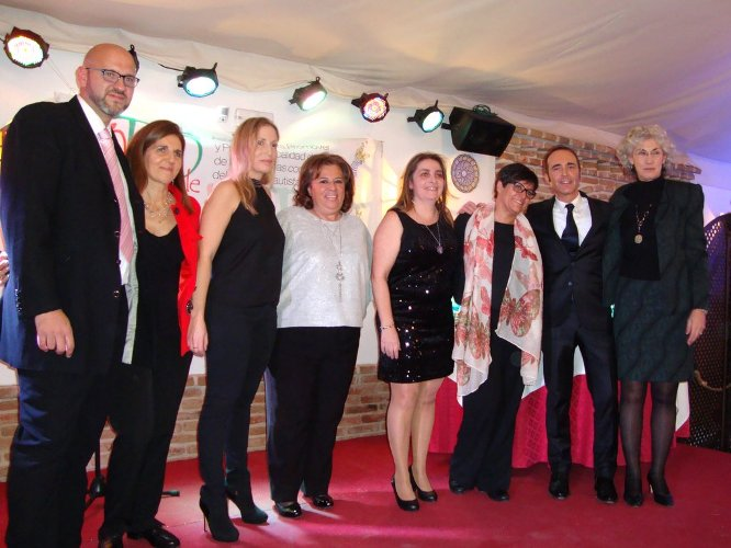 Asociación ProTGD entrega los Premios a la Solidaridad 2014