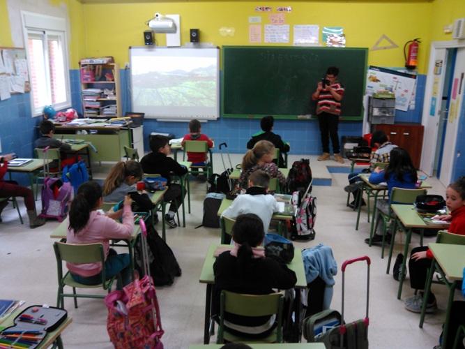 Talleres Sinteno en la Escuela: favoreciendo la inclusión