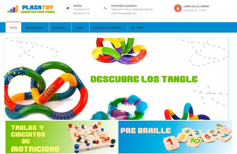 Plazatoy¿buscas Juguetes Para Adaptados Con Personas Discapacidad NnvOm80w