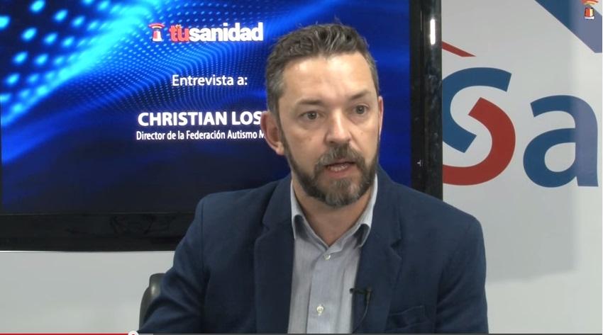 Christian Loste, director de Autismo Madrid, habla para 'Es Tu Sanidad'