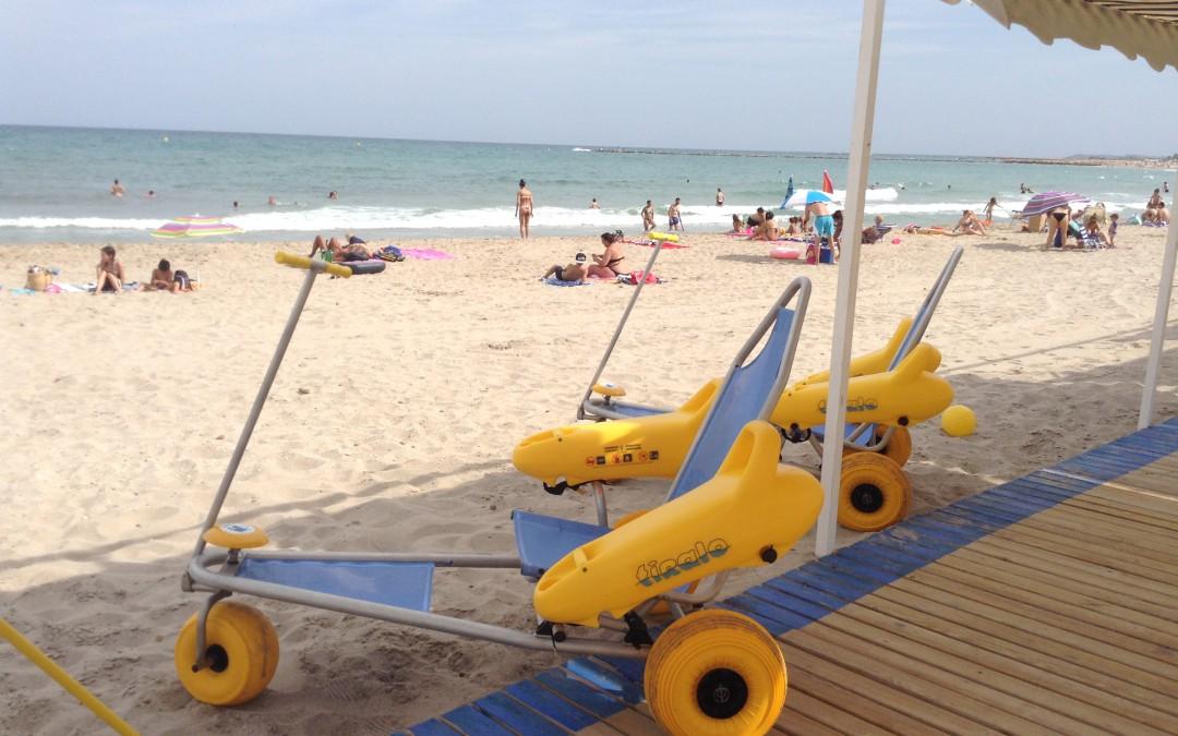 playas accesibles espana