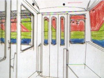 La exposición 'Yo veo lo que tú no ves. Una gráfica del autismo' llega a Madrid