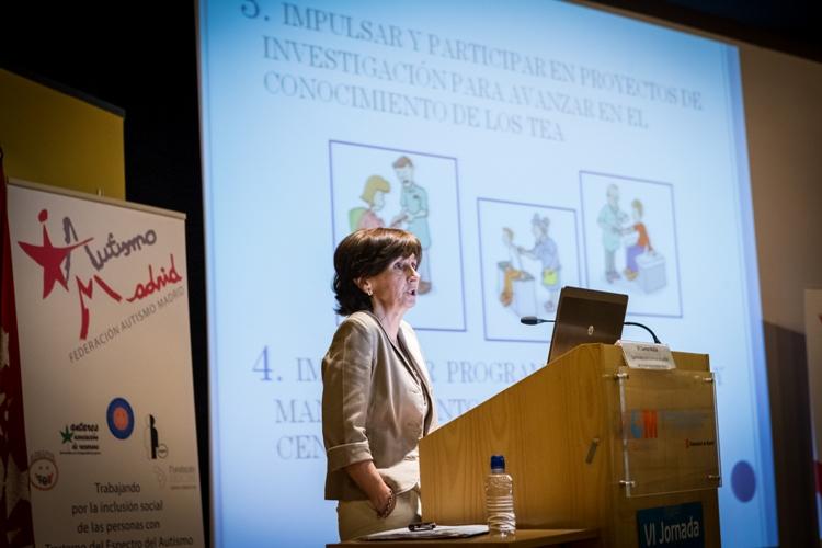 Conclusiones y clausura VI Jornada Autismo y Sanidad