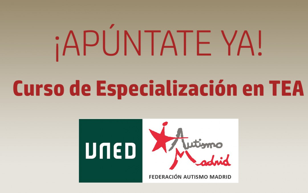 Matricúlate en nuestro Curso Universitario de Especialización en TEA