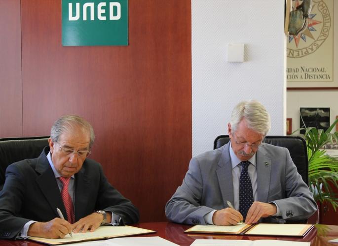 Autismo Madrid y la UNED apuestan por la formación sobre los Trastornos del Espectro del Autismo