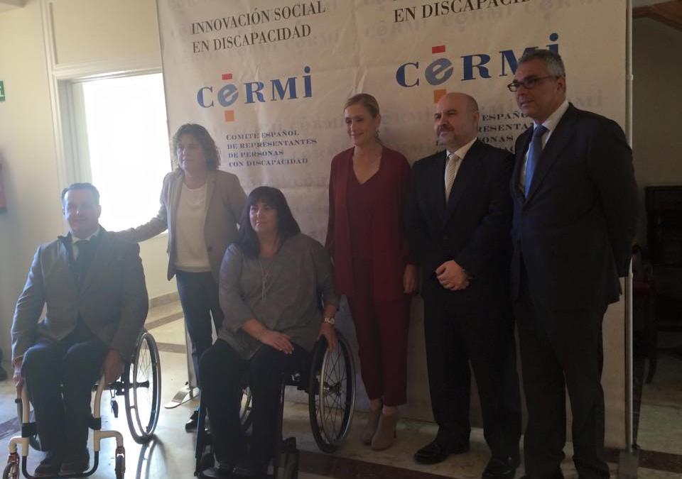 Celebrado el XI Congreso de CERMIS Autonómicos