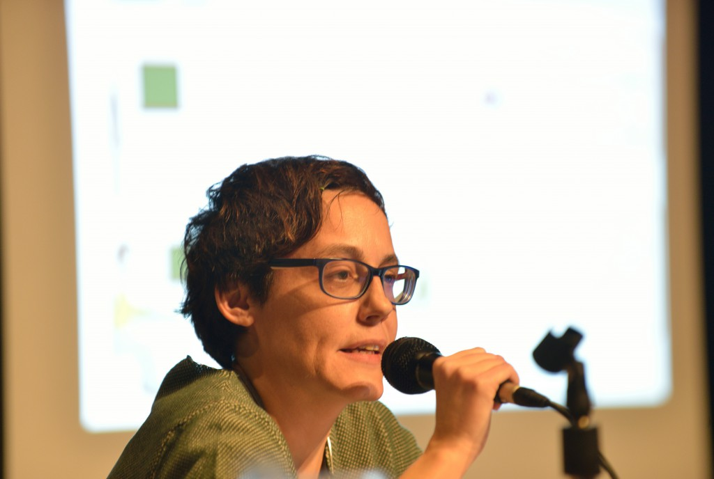 Carmen Piédrola: 'Modelos de intervención y la realidad del entorno del alumnado'
