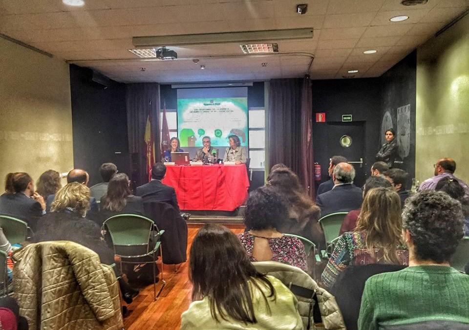 Se incrementa este año el presupuesto de la Agencia Madrileña para la Tutela de Adultos