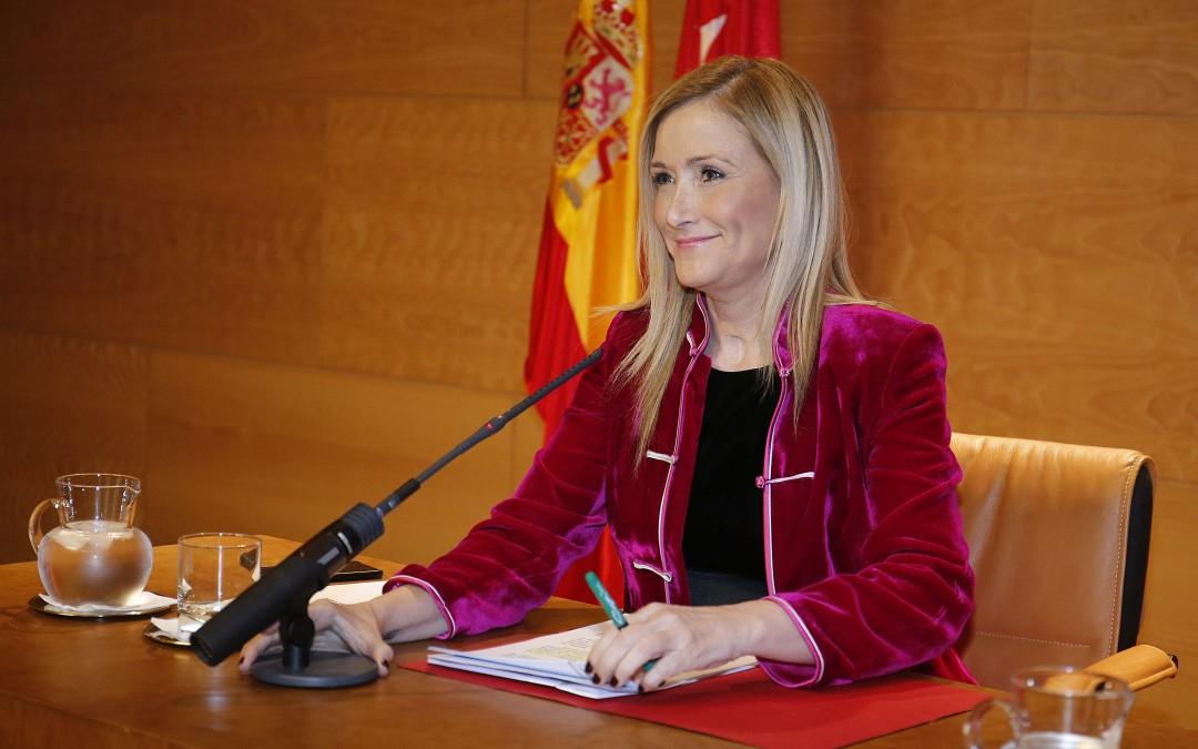 La Comunidad de Madrid contará con un Programa de Lucha Contra el Acoso Escolar