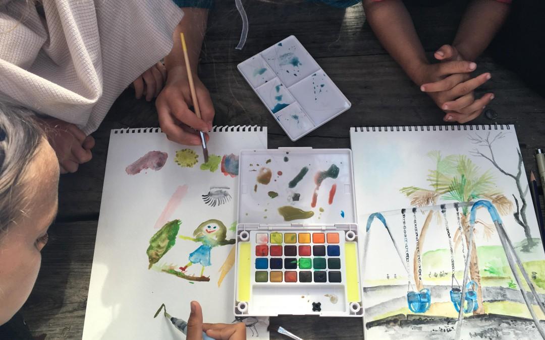 Concursos de dibujo y pintura para sensibilizar sobre los TEA
