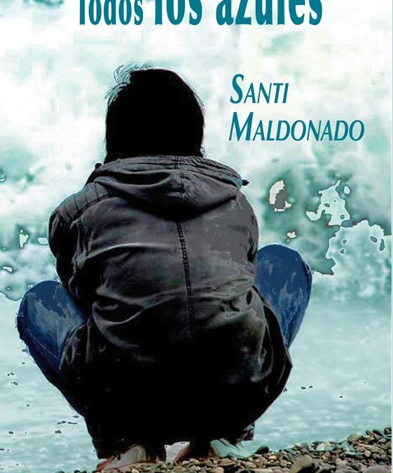 'Todos los Azules', una novela sobre Aimar, un joven con autismo