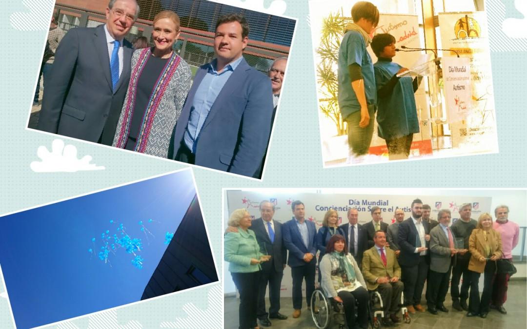La Federación Autismo Madrid celebra su gran día junto a sus entidades y familias