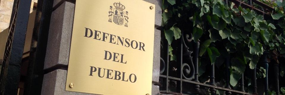 El Defensor del Pueblo realizó 437 actuaciones sobre discapacidad en 2015