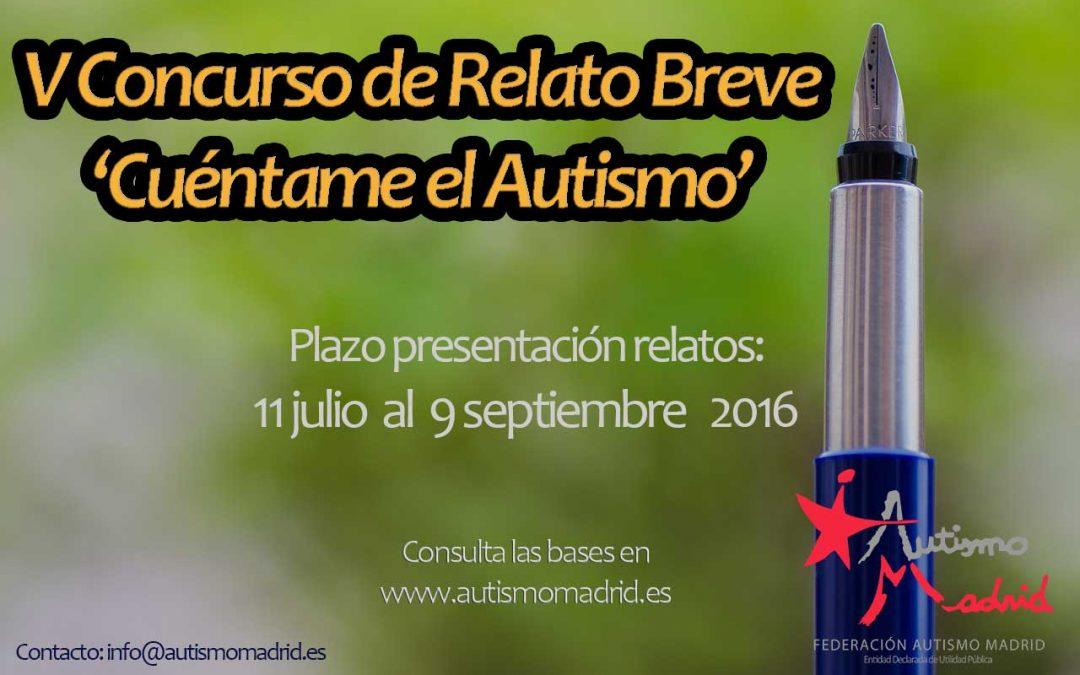 La vida adulta, tema central de la quinta edición del Concurso de Relato Breve 'Cuéntame el Autismo'