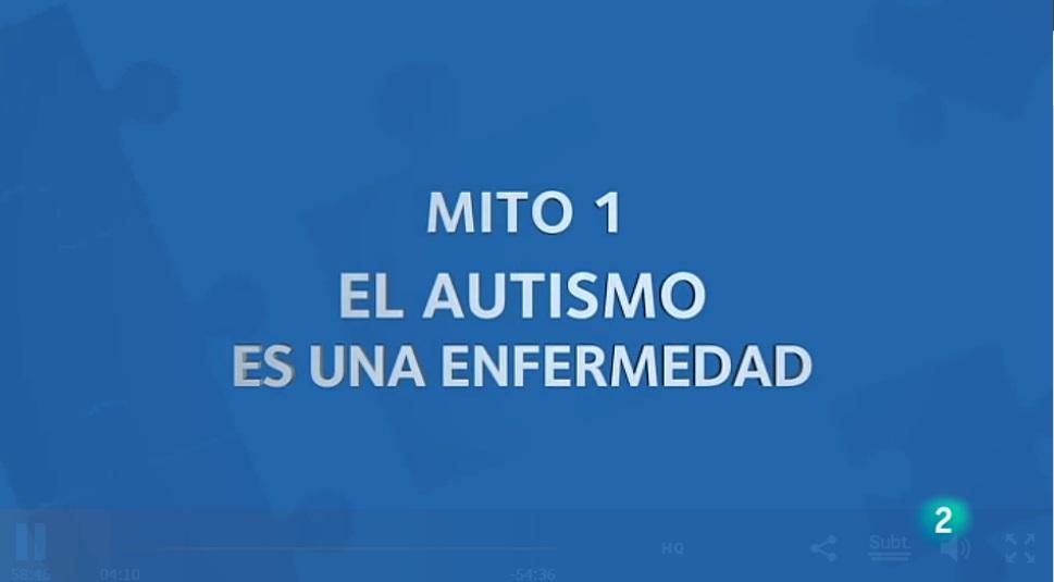 """""""Autismo, mitos y leyendas"""" en el capítulo 5 de la Serie TEA, emitido por 'La Aventura del Saber'"""