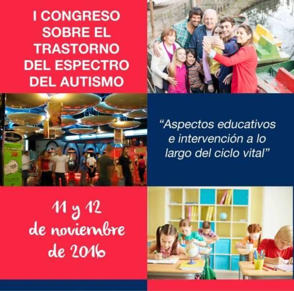 Autismo Madrid y el Centro Universitario La Salle organizan eI I Congreso sobre el Trastorno del Espectro del Autismo