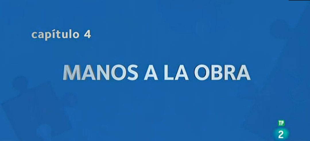 """""""Manos a la obra"""", cuarto capítulo de la Serie sobre Autismo que emite La 2 de Televisión Española"""
