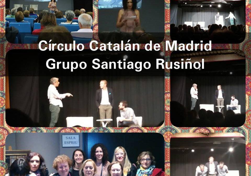 Teatro a favor de la Asociación CEPRI y su campaña 'Ladrillos Solidarios'