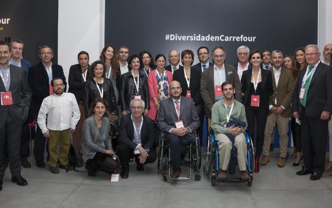 Carrefour celebra el Día de la Diversidad