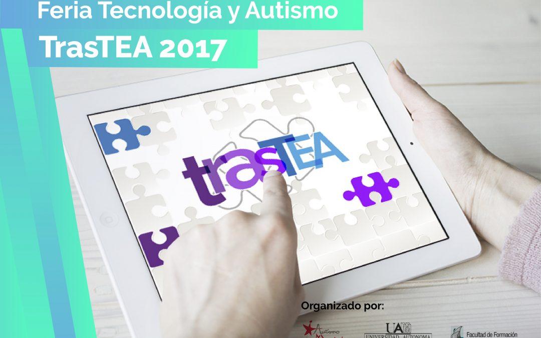 Trastea, la Feria Tecnología y Autismo llega a Madrid en 30 días
