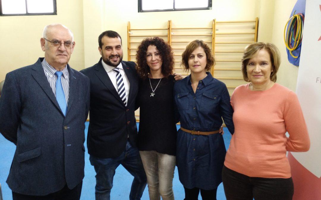 El nuevo director de Autismo Madrid inicia su ronda de visitas