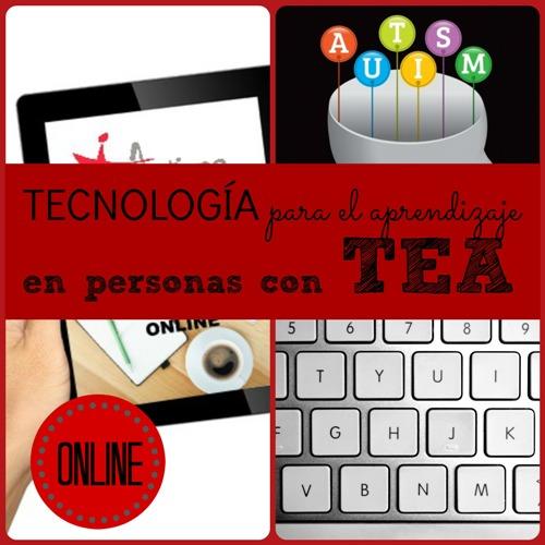 El 16 de Enero comienza el Curso online sobre tecnología para el aprendizaje en personas con TEA