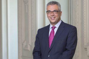 El Consejero de Políticas Sociales y Familia Carlos Izquierdo